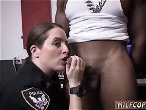antique milf young first time moist vid grasps cop smashing a deadbeat dad.