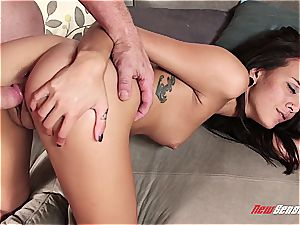 smallish daughter having some daddy issues