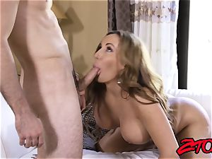 Richelle Ryan makes husband witness her screw another stud