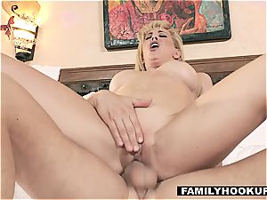 Cherie DeVille is a beef whistle hungry cougar