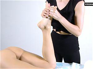 Lika Volosatik wonderful wooly massage