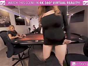 VRBangers.com-Busty babe is plumbing hard in this agent