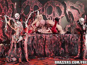 Brazzers - best Hell ever, spandex enjoy