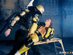 buttfuck porno Wars with Abigail Mac