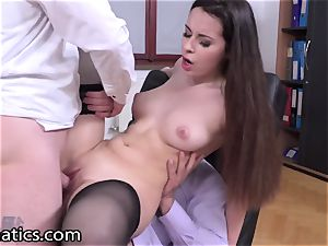 DPFanatics double plunging my Russian assistant