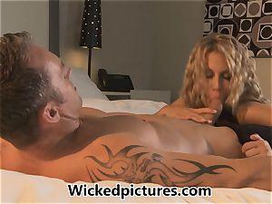 Jessica Drake starts a intercourse fuelled afair