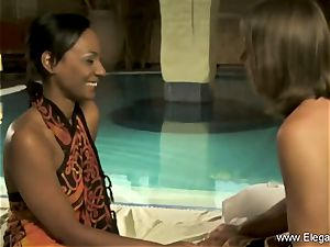 sensuous massage For paramours