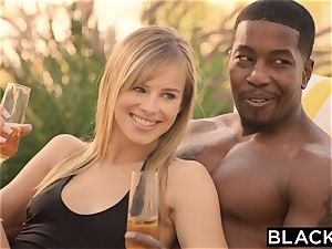 BLACKED Kendra Sunderland bi-racial Obsession Part two