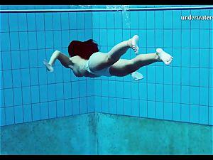 molten milk cans and shaven cooch underwater