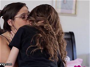 Abella Danger Hooks Up With her insatiable teenage Stalker