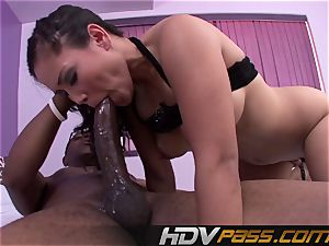 HDVPass Jessica Bangkok luvs large black fuck-sticks