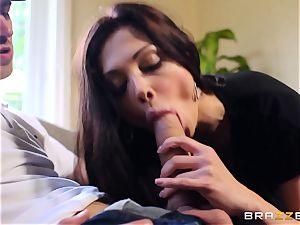 Aletta Oceans amazing butt is sausage romped