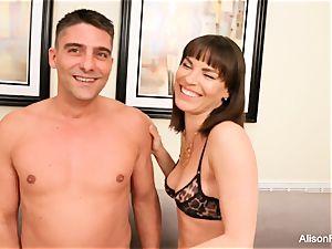 Alison Tyler super-steamy 3 way with Dana