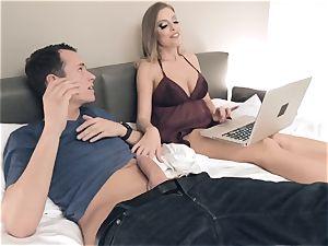 Britney Amber boinked rigid